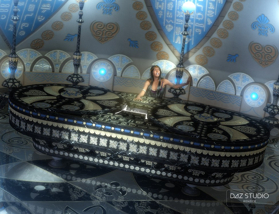 Download Daz Studio 3 For Free Daz 3d Atlantida Temple