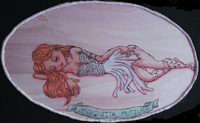 Margarita Mutilada A.Lizz