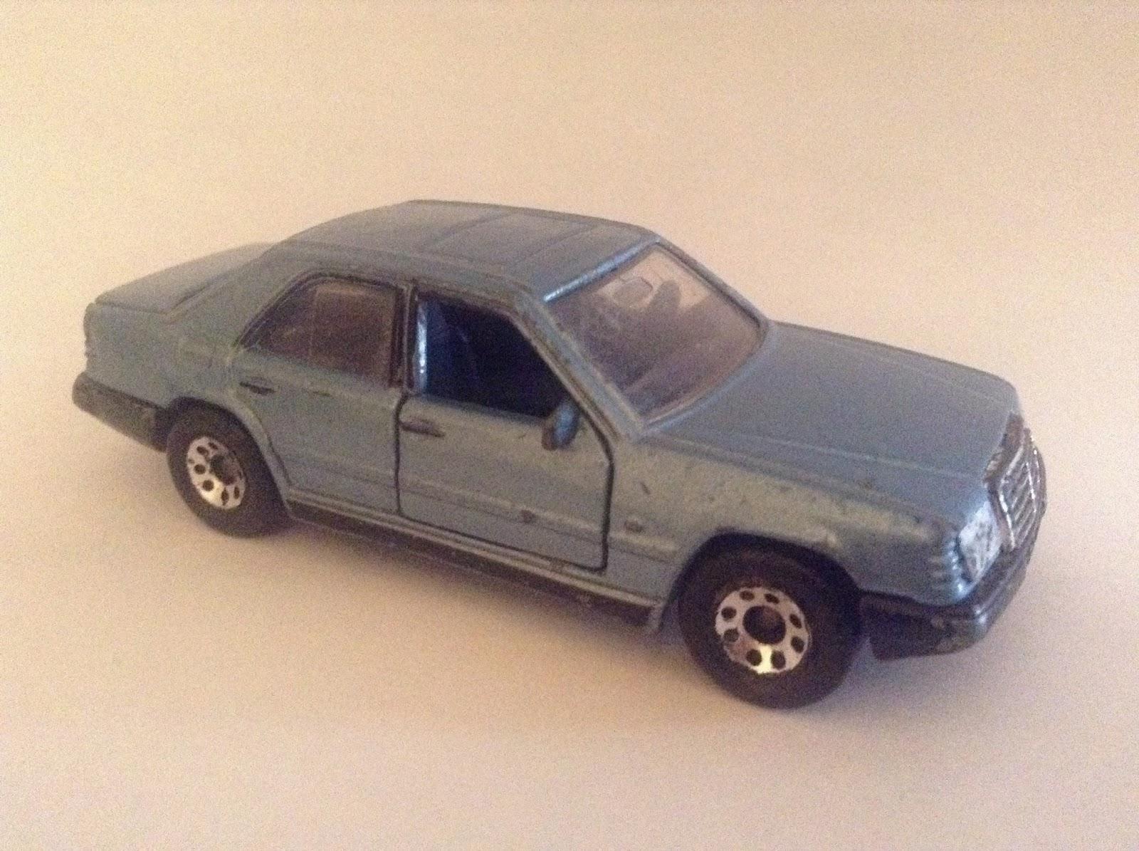La S Diecast Blog Matchbox Custom Mercedes W124 300e
