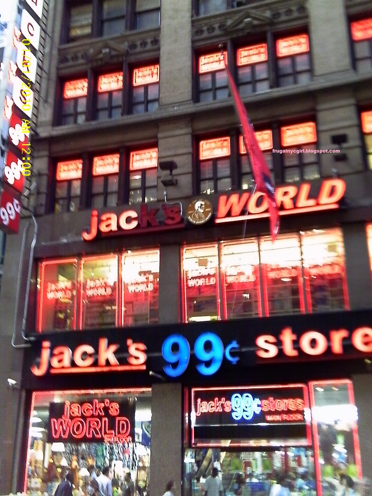 Cheap Jacks 99 Cent Store On 34 ST