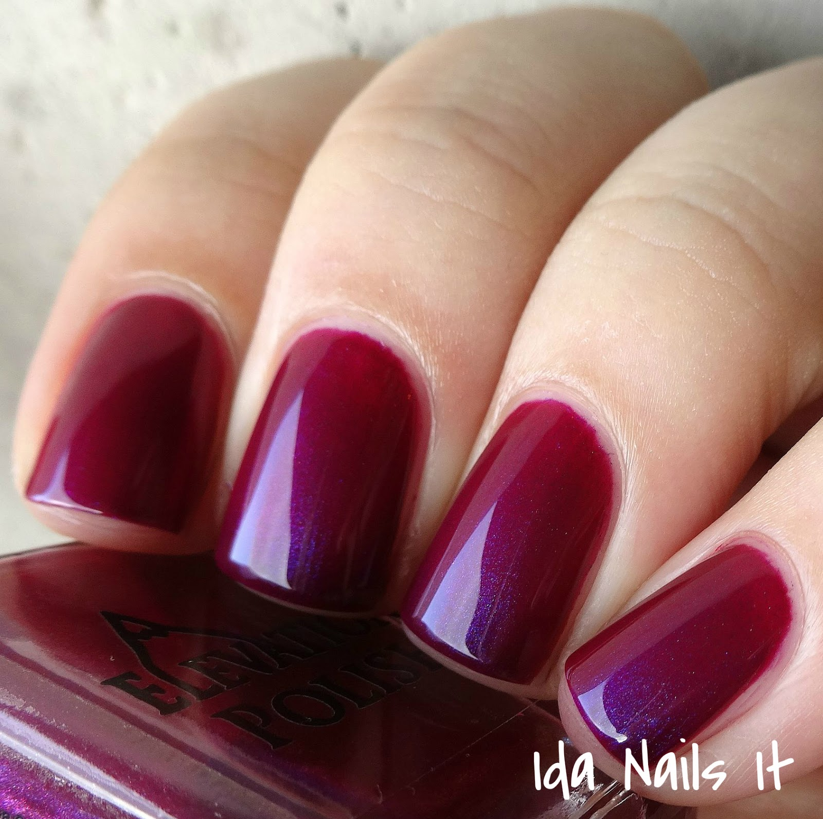 Ida Nails It: Elevation Polish The Adventures of Marco Polo ...
