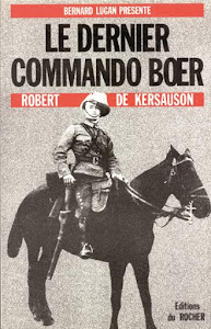 Robert de Kersauson, le dernier commando boer