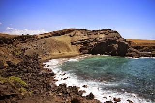 Wisata Papakolea, Pantai dengan Pasir Hijau di Hawaii