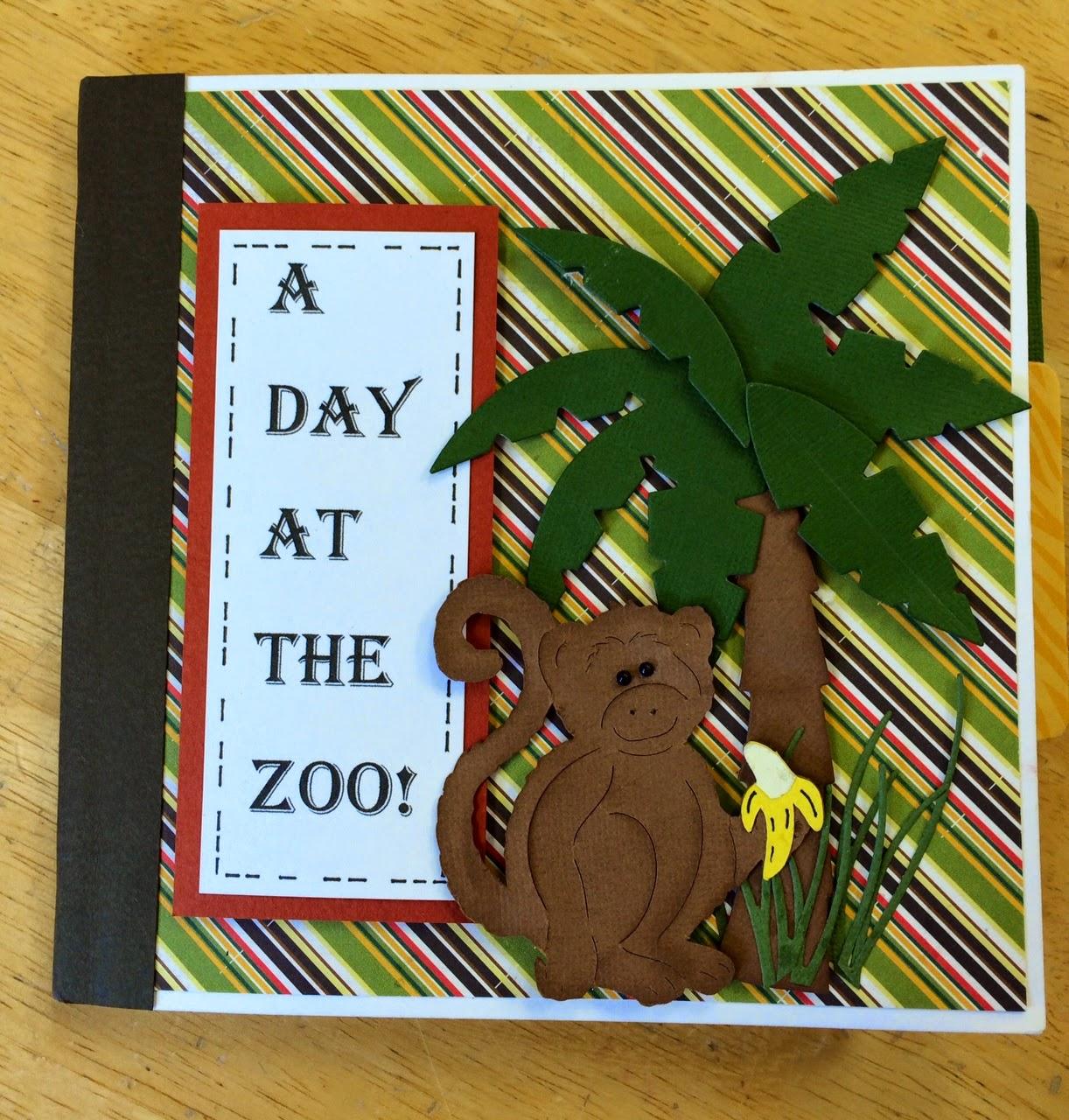 723 debis zoo envelope mini album perfect class for the kids