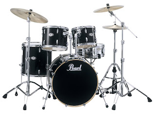 Pearl Drum Set - Pearl Vision Birch Lacquer Drum Set