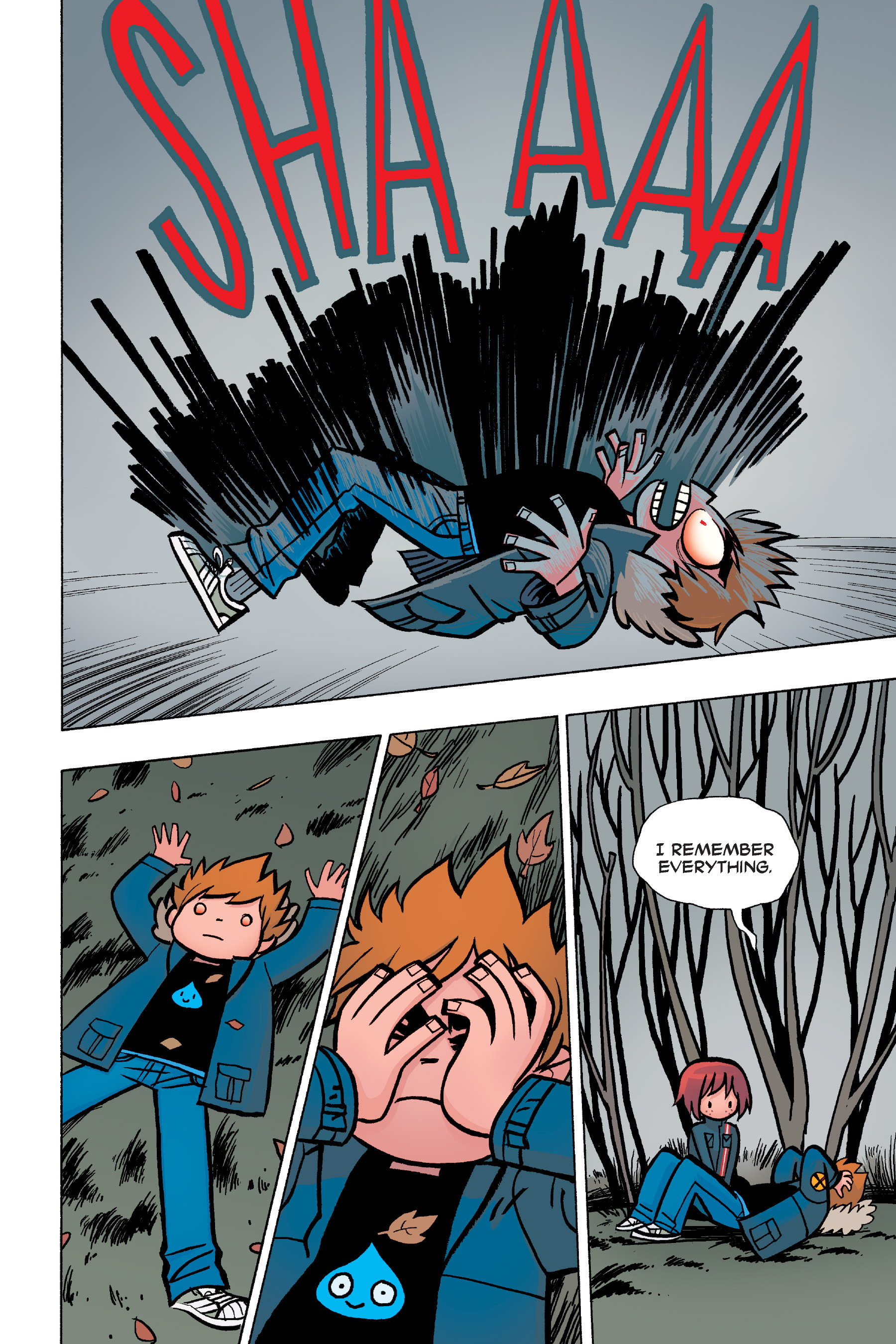 Read online Scott Pilgrim comic -  Issue #6 - 89