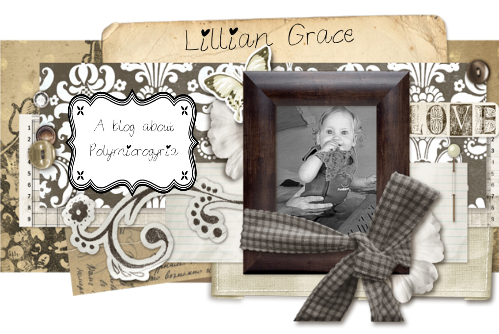 Lillian Grace - Polymicrogyria Blog
