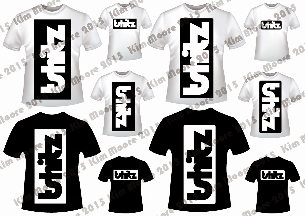 Shirt design blog - I Like The Colours On The Black T Shirts As I Think It Stands Out More But If I Were To Print The The Text Myself Onto Black T Shirts Then It Wouldn T Show