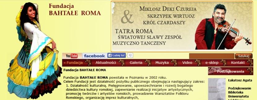 http://www.bahtaleroma.pl