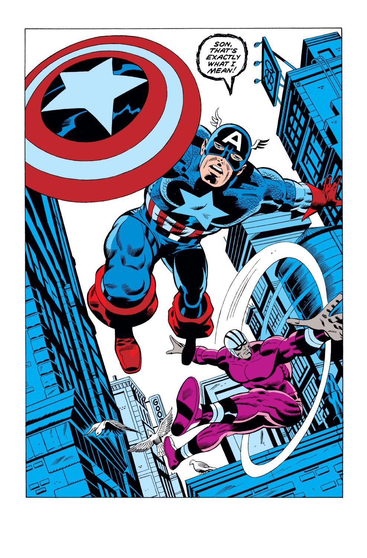 Captain America (1968) Issue #291 #207 - English 13