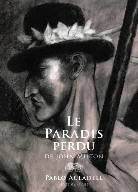 Le paradis Perdu de John Milton. Pablo Auladell