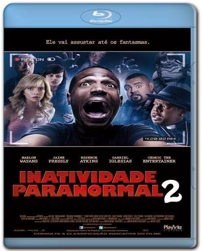 Inatividade Paranormal 2 720p + 1080p Bluray + AVI BRRip + Legenda