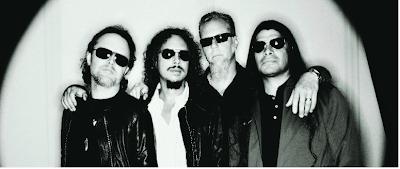 Promoção Metallica no México