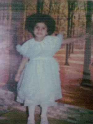 Sravana Bhargavi Chilhood Photo