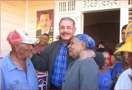 DANILO CAMBIO EL ROSTROS HUMANOS DE LOS DOMINICANO