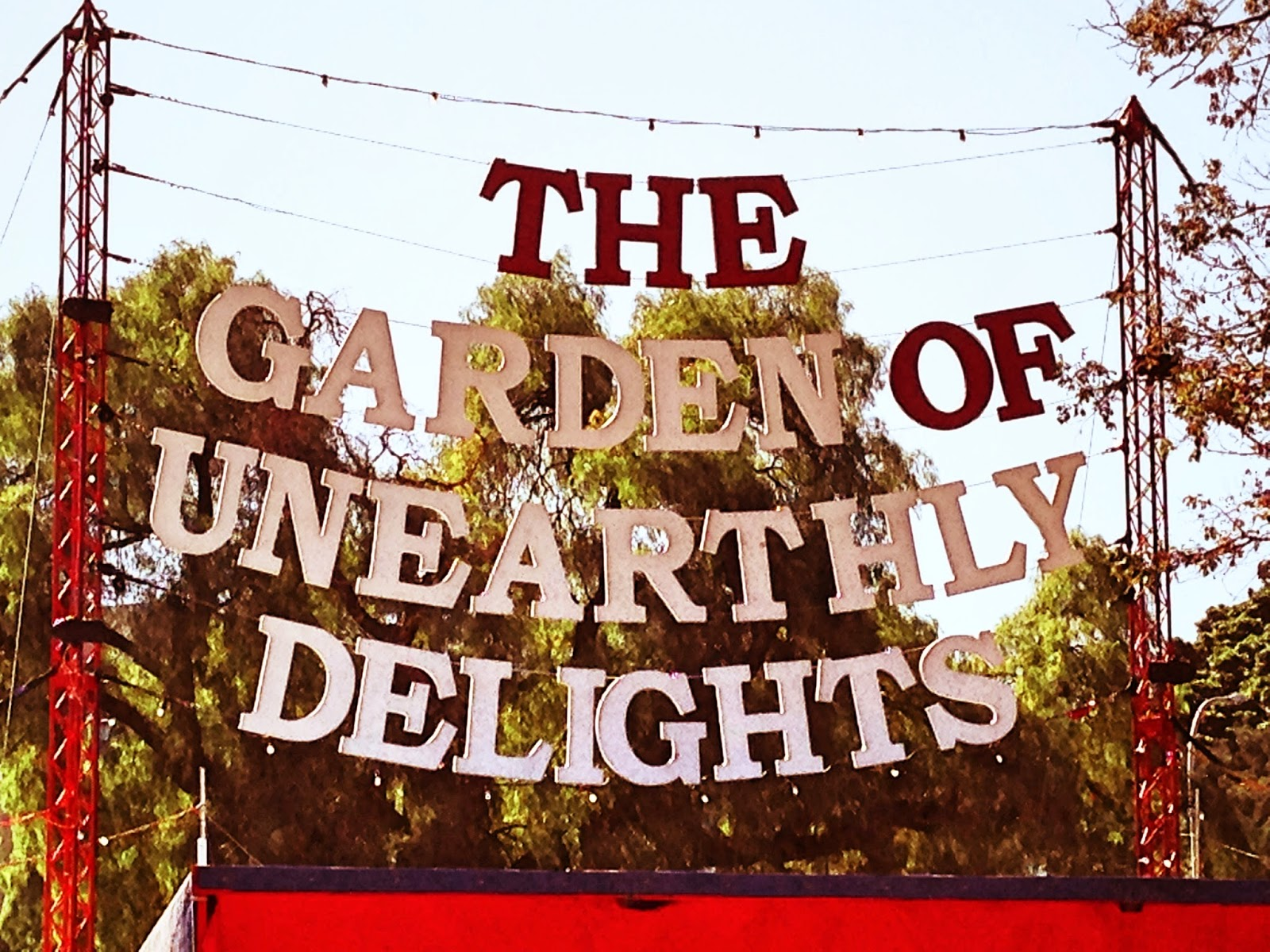 Adelaide: The Garden of Unearthly Delights