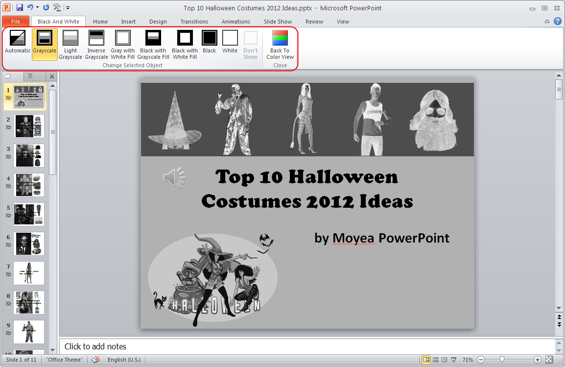 can you turn powerpoint into pdf