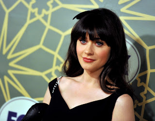 Hollywood Star Zooey Deschanel