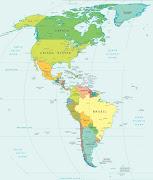 America Map america map