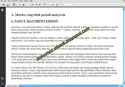 ebook Kumpulan Cerita Motivasi image