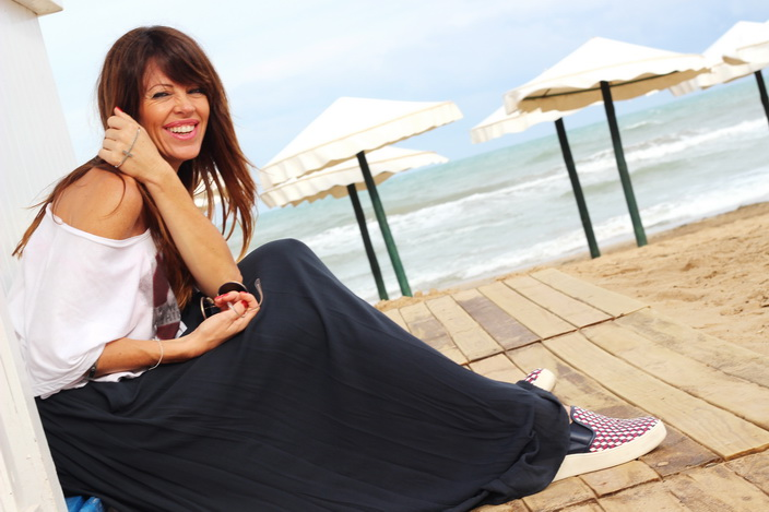 Playa Guardamar - Fashion blogger - boho style - streetstyle - summer 2015