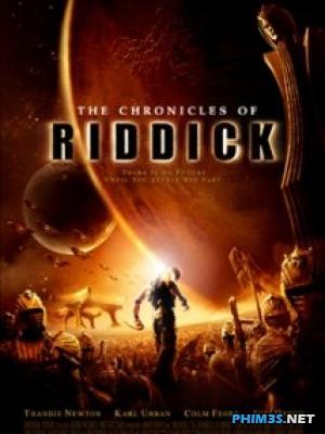 Huyền Thoại Riddick (2013) Full Hd - Riddick