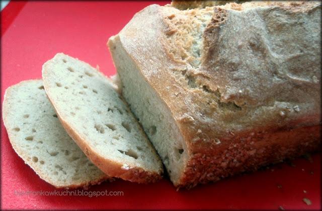 chleb pszenny na zakwasie, zakwas, przepis na chleb na zakwasie