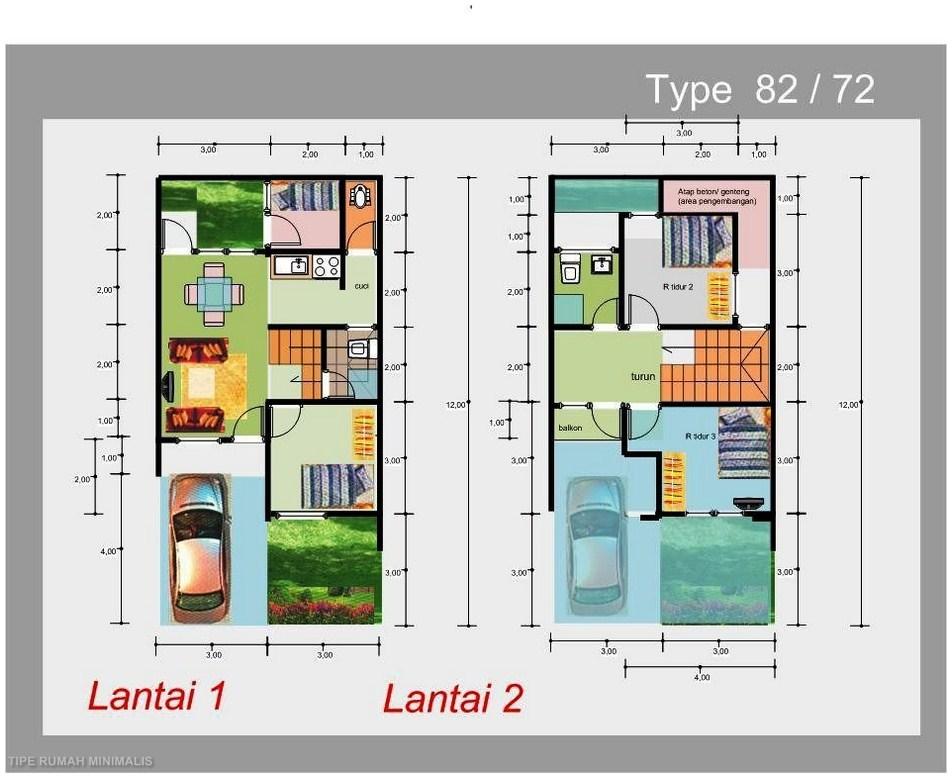 Home Design Interior Singapore Renovasi Rumah Type 36 72 Menjadi
