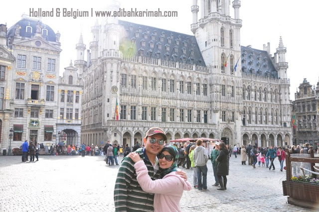 Free holiday trip to Holland and Belgium for premium beautiful business