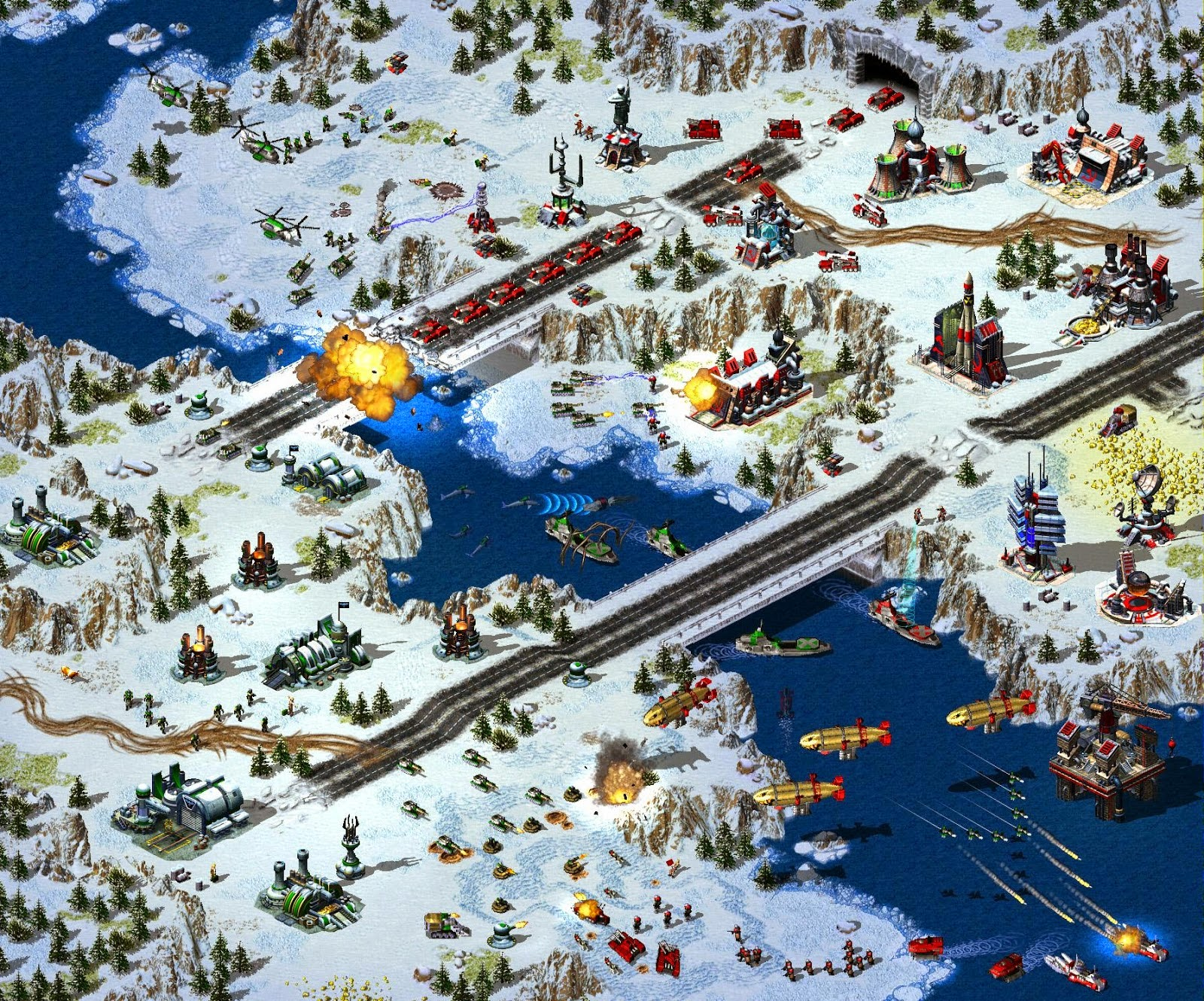 Command & Conquer: Red Alert FULL GAME - download