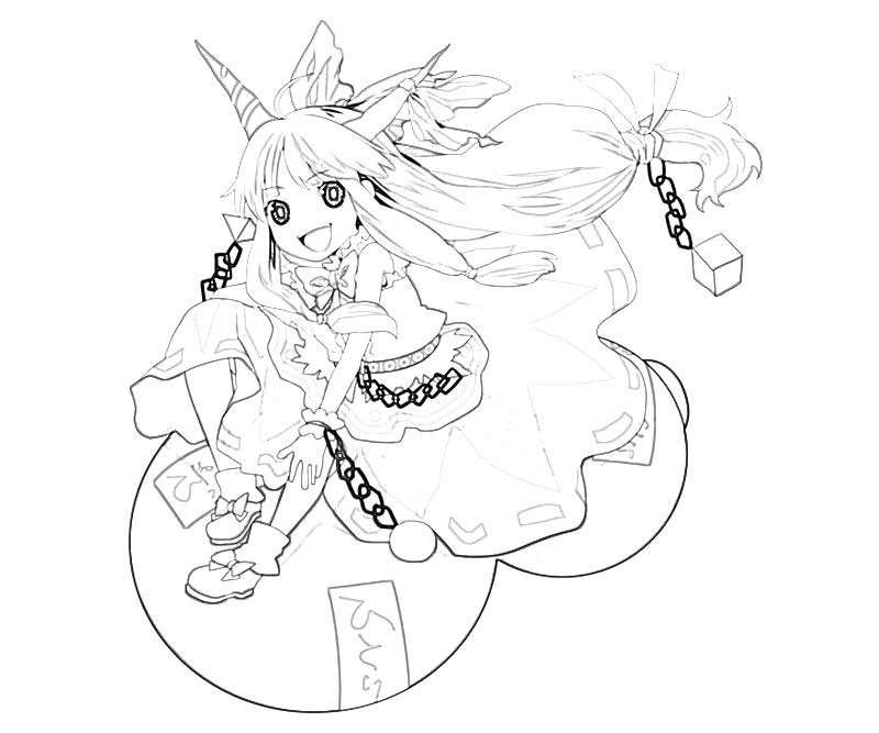 printable-suika-ibuki-happy-coloring-pages