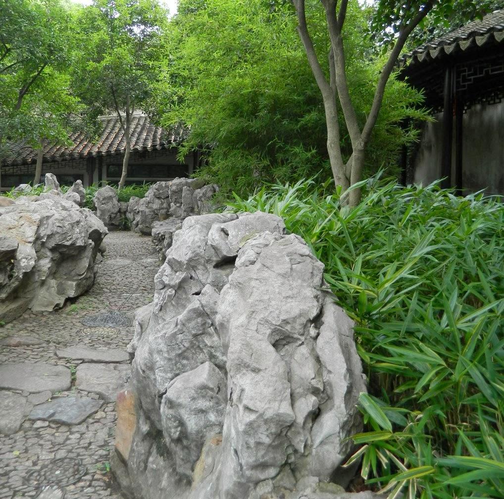 Lingering Garden Suzhou path by garden muses-Toronto gardening blog