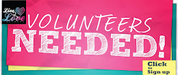 We need you to please volunteer