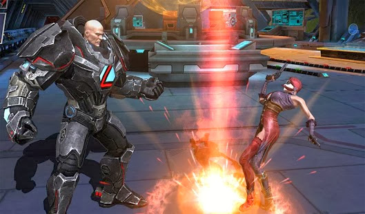Injustice: Gods Among Us v1.2 Unlimited Money for Android