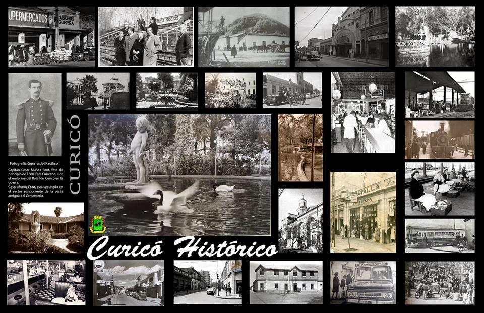 Fotos Antiguas de Curicó