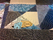 QFC Monopoly Quilt #3 - up close