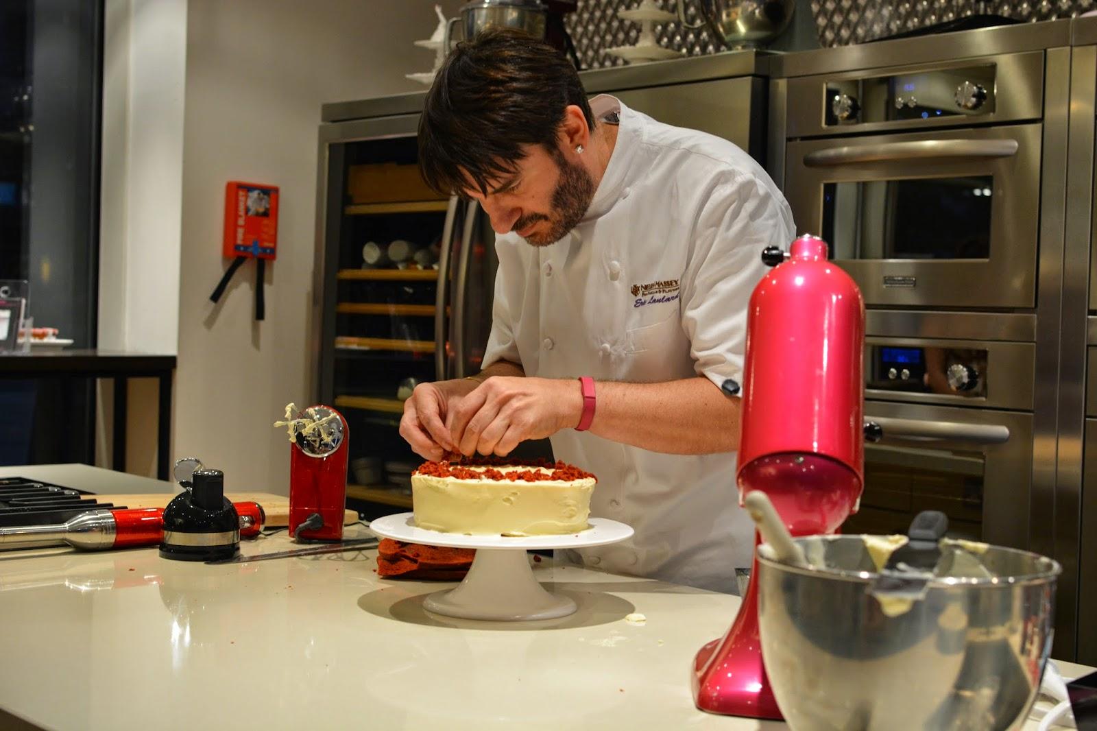Eric Lanlard Baking Masterclass