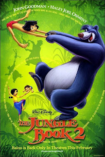 El libro de la selva 2 (The Jungle Book 2) (2003) Español Latino