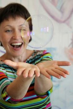 Ольга и волшебный шар радости