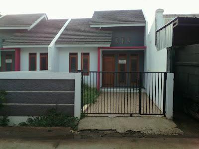 Rumah Dijual Tambun Selatan Bekasi Dekat Griya Asri2 Pinggir Jalan 375Juta