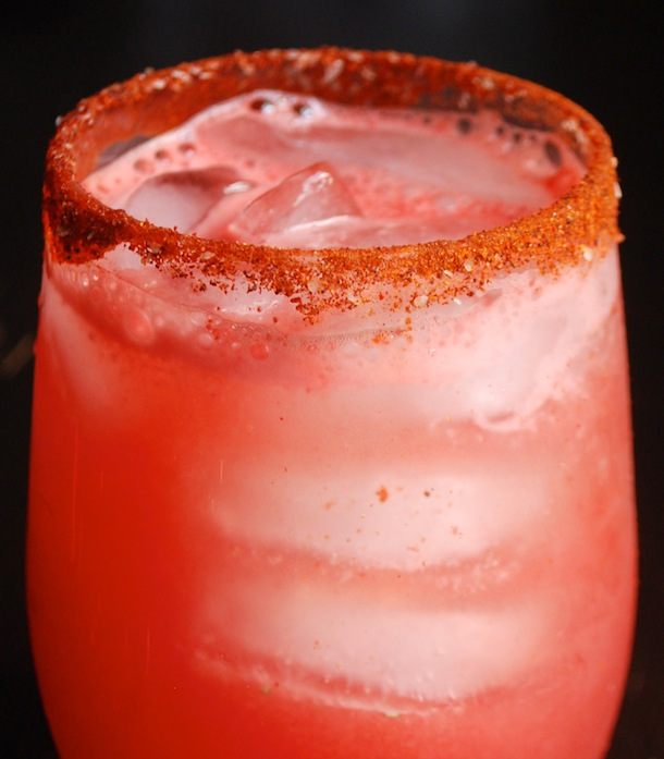 Spicy Watermelon Tequila Cocktails (No Added Sugar) - Always Order ...