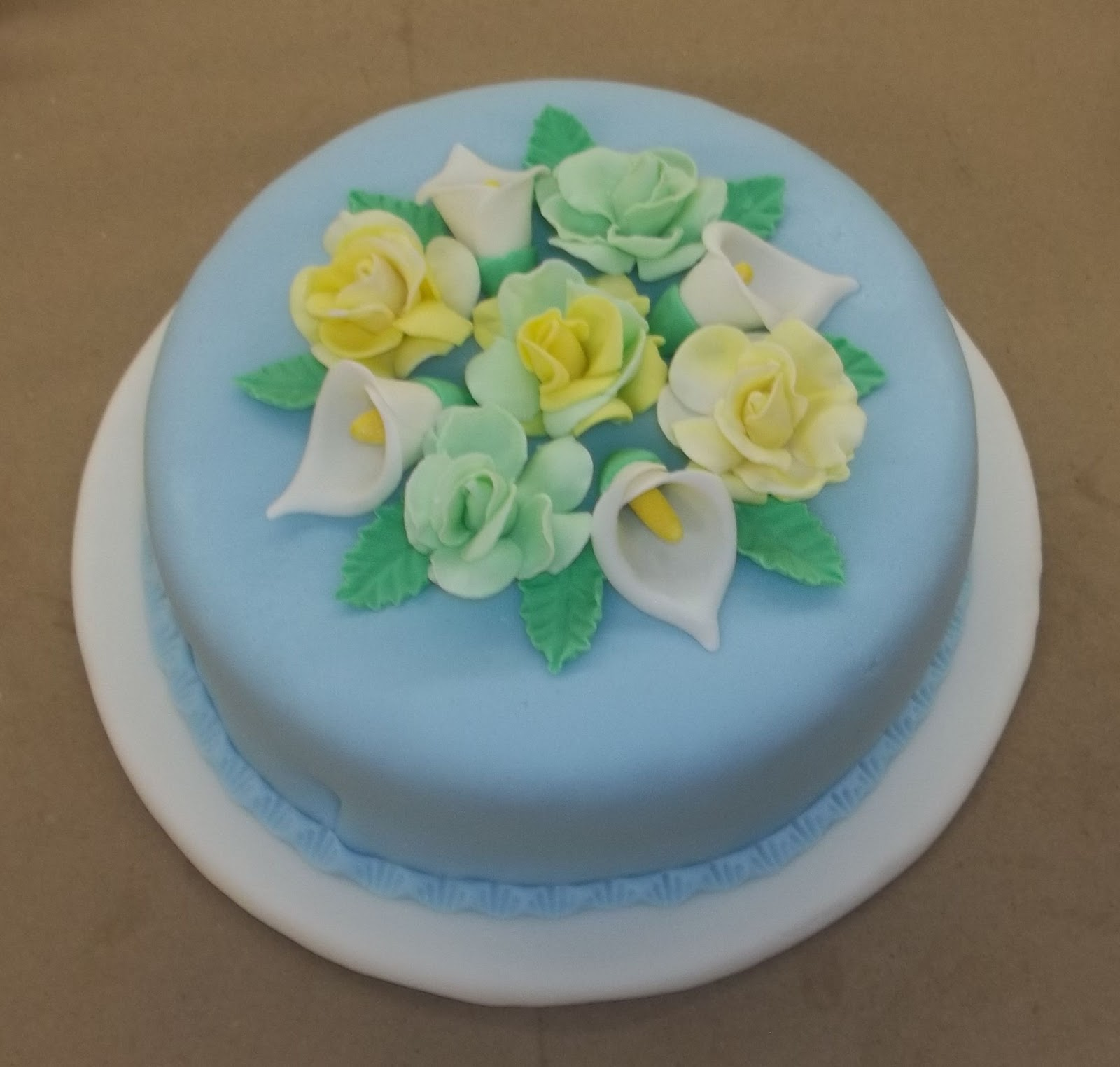 Cake Decorating Classes Central Nj : Wilton Classes and Cakes: Enjoy these cakes from our ...