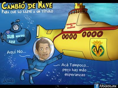 Aquino al Villareal
