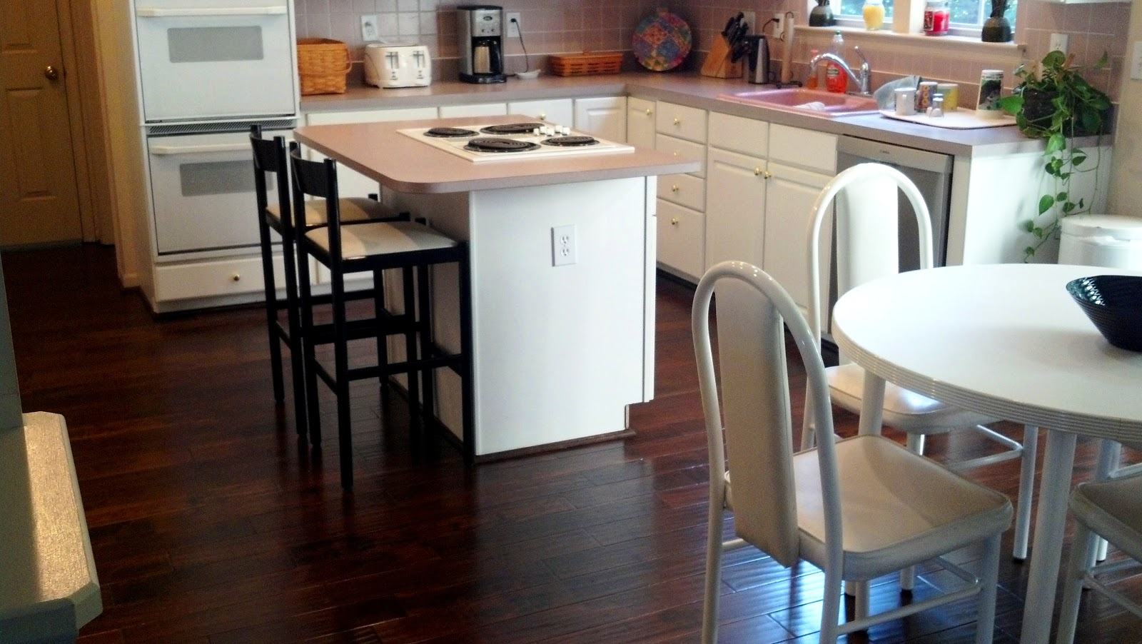 Let's Talk About Floors: [My Work] Hardwood+