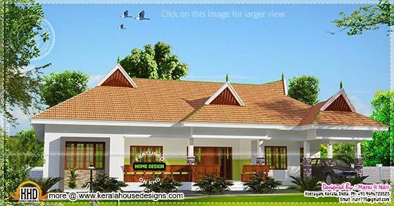 Residence single floor