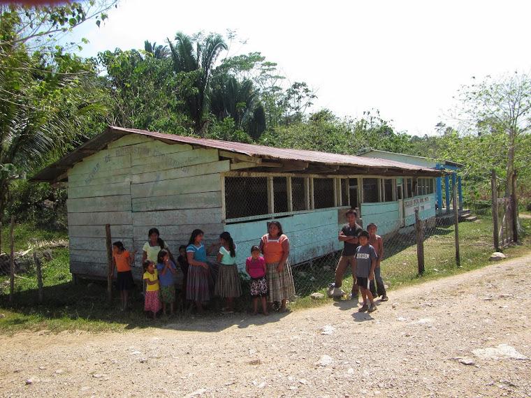 École de Timax qui sera reconstruite