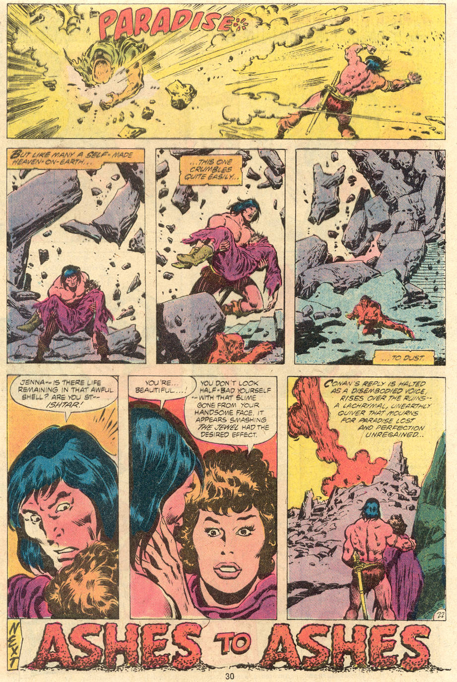 Conan the Barbarian (1970) Issue #118 #130 - English 23