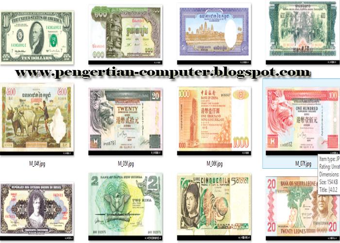 Kalkulator forex kurs mata uang dunia