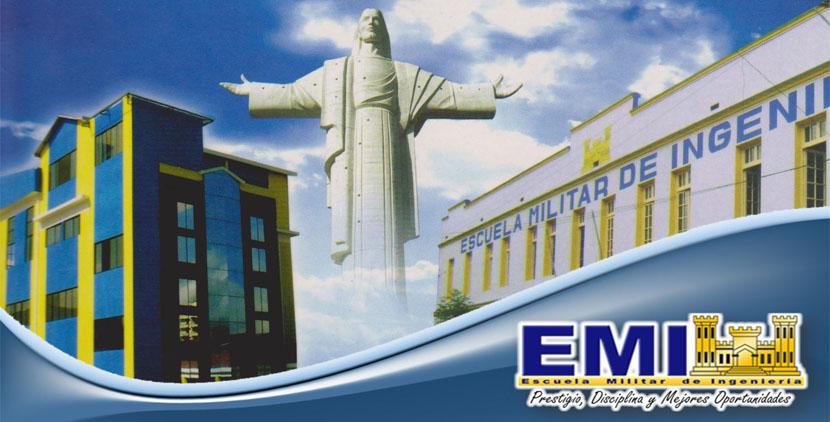 EMI: Escuela Militar de Ingeniería (1950)