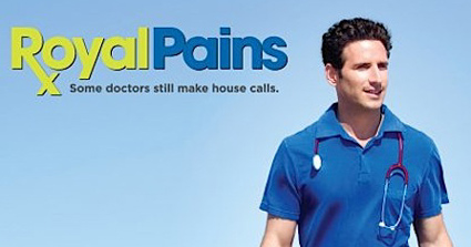 Royal Pains - USA Network Launches Digital Content